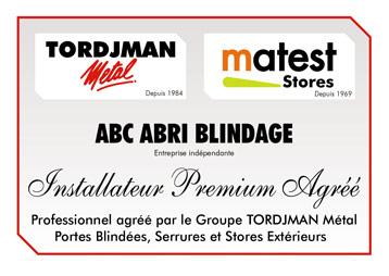 8352f04f1e7 Installateur Premium Agréé TORDJMAN Métal
